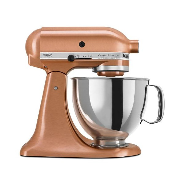 KitchenAid Professional 600 Series 6-Quart Stand Mixer, Copper