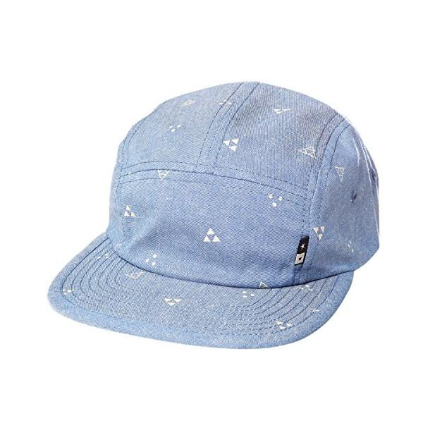 Fourstar: Calico Camper Hat - Indigo