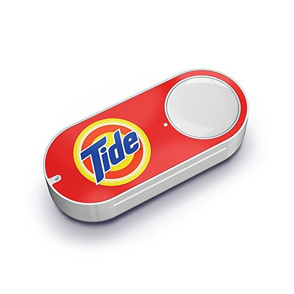 Tide Pods and Powder Dash Button