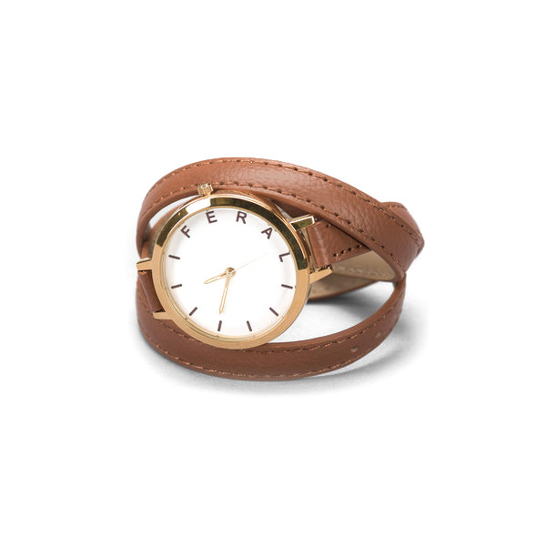 Feral Watches, The Jane Watch, Brown