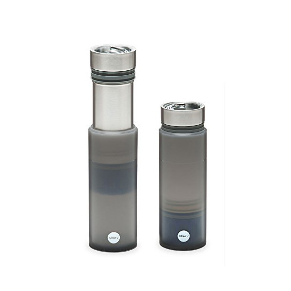 GRAYL Quest Tap Water Filtration Cup - Grey