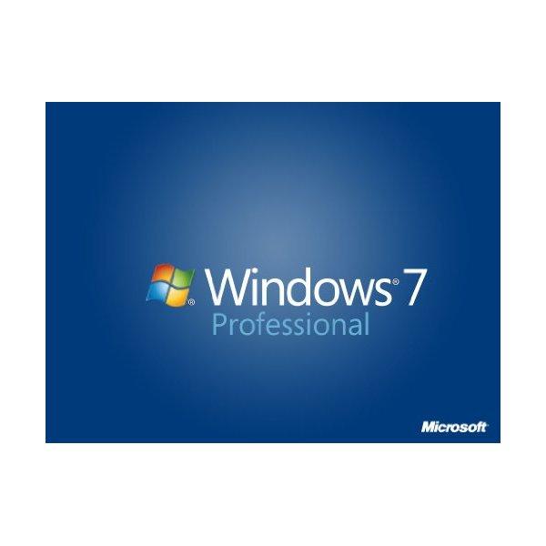 Windows 7 Professional SP1 64bit (OEM) System Builder DVD 1 Pack