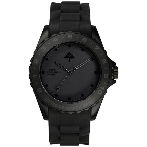 Lrg Latitude Watch Black 0