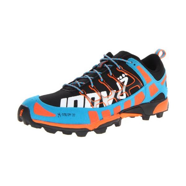 Inov-8 X-Talon™ 212 Trail Running Shoe,Black/Orange/Blue,11 M US