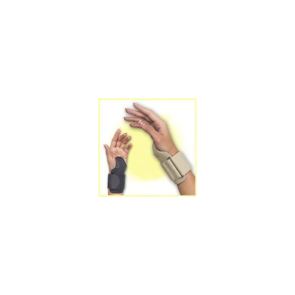 Work About Carpal Tunnel Wrist Support, Beige, Universal