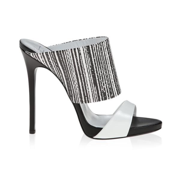 Giuseppe Zanotti Women's Dress Sandal, Ver Bianca