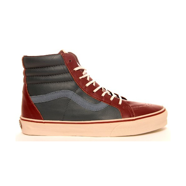 Vans Footwear The Sk8-Hi Reissue CA Sneaker in Multi,9.5,Multi