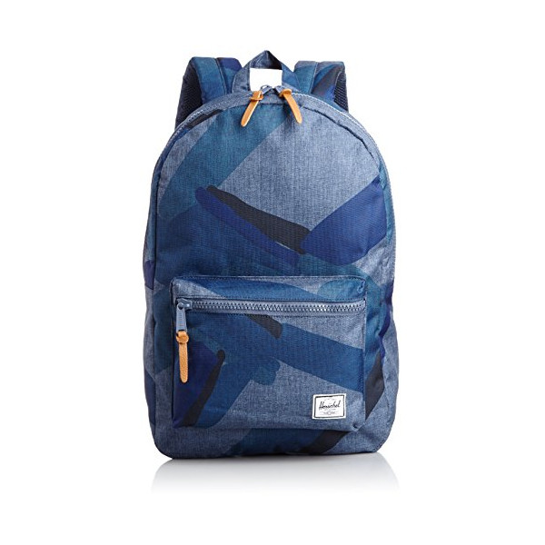 Herschel Supply Co. Settlement Polyester Backpack, Navy Portal, One Size
