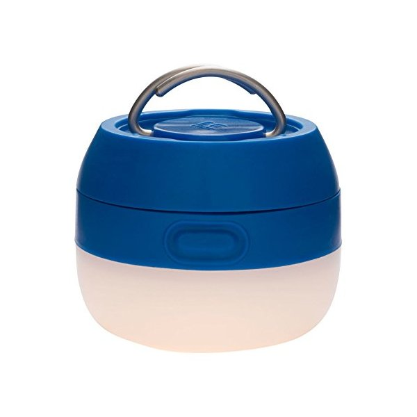 Black Diamond Moji Lantern, Process Blue