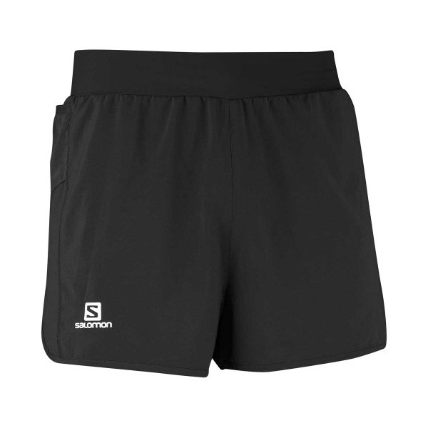 Salomon Men's Light Short, Black, XX-Large