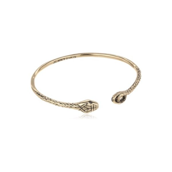 "Jenny Bird ""Serpent Collection"" Serpent Bangle Bracelets, 6"""