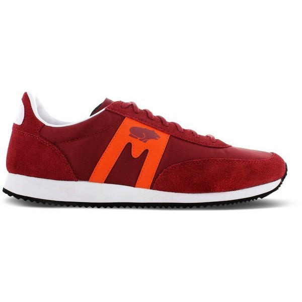 Karhu Men's Lifestyle Shoes Albatross Burgundy/Orange