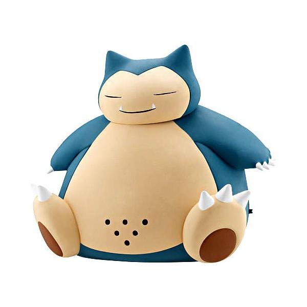 Pokemon Rival Reactors Toy 4 Inch Figure Snorlax