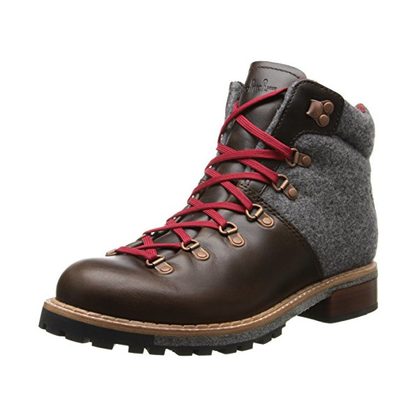 Woolrich Women's Rockies Combat Boot,Salt Marsh/Ash,6 M US