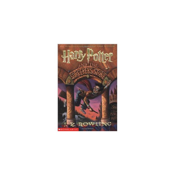 Harry Potter and the Sorcerer's Stone (Book 1) [Paperback]