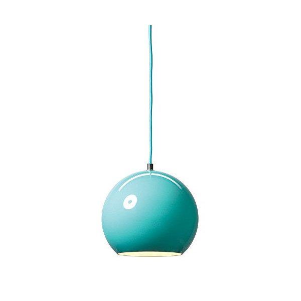 VP6 Topan Pendant Light - Light Blue/Mint