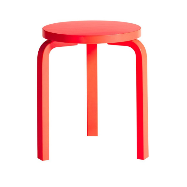 Special Edition Artek Stool 60 Tom Dixon Anniversary Edition