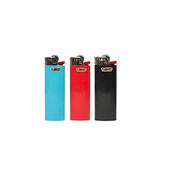 Bic Lighter Full Size Assorted Colors (3-Pack)