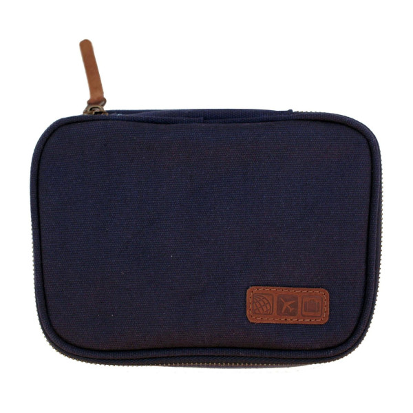 Flight 001 Aeronaut Mini Dopp, Navy