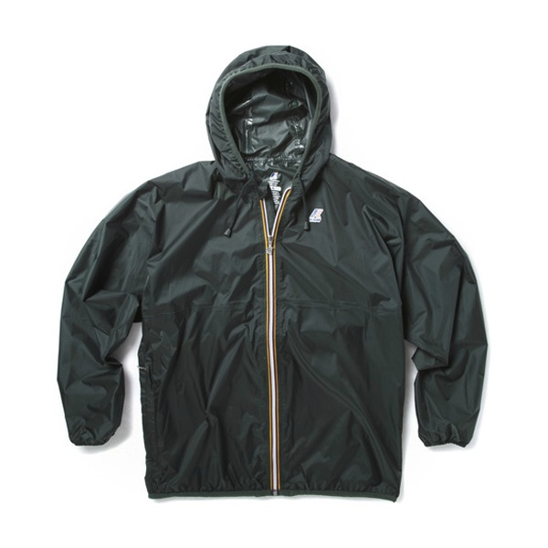 K-Way Claude Full Zip Jacket Medium Forest