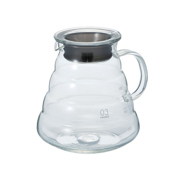 Hario V60 Range Coffee Server, 800ml