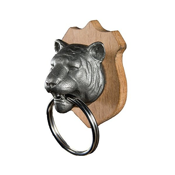 SUCK UK Animal Head Key Holder - Tiger
