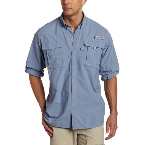 Columbia Sportswear Men's Bahama II Long Sleeve Shirt