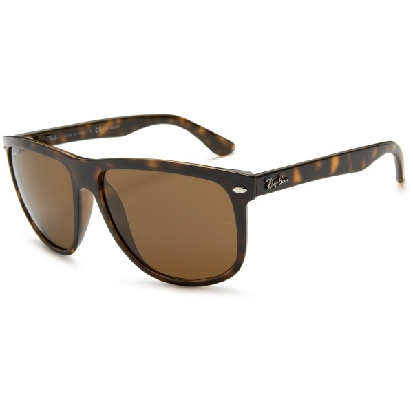 Ray-Ban Flat Top Boyfriend Polarized Sunglasses