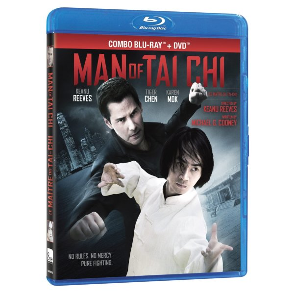 Man of Tai Chi (Blu-ray/DVD Combo)