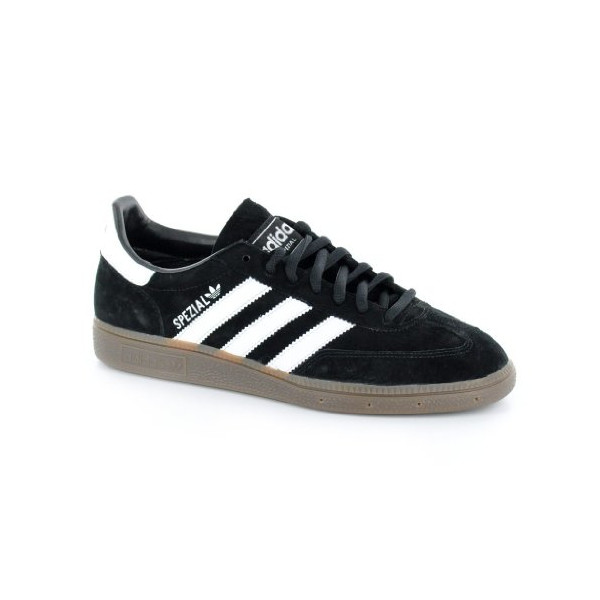 Adidas Spezial - Black / Run White, 9 D US