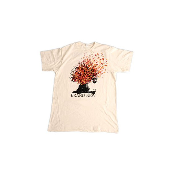 Brand New - Burning Oak - T-Shirt - CRE - MD