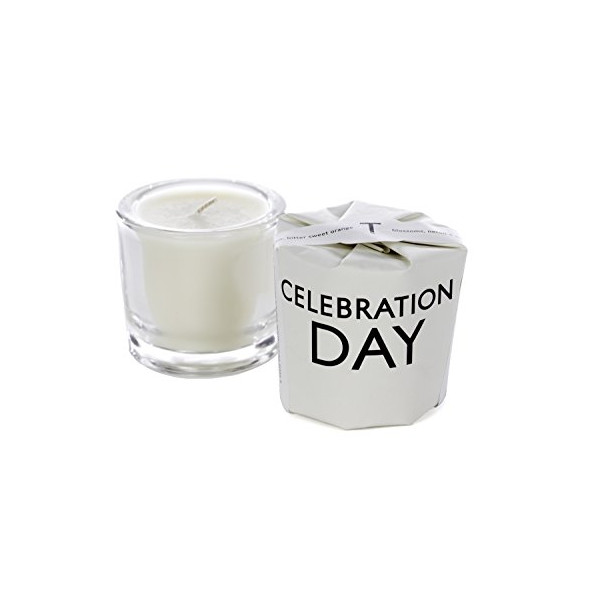 Tatine - Celebration Day Scented Candle (Non-GMO Soy + Vegetable Wax Blend)