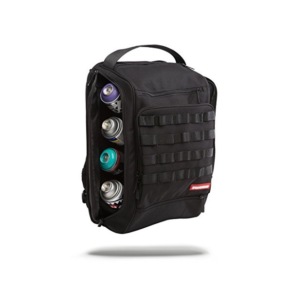 Graffiti Utility Backpack (Black Hawk)