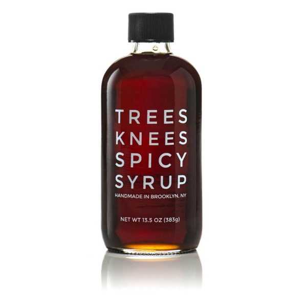 Trees Knees Spicy Syrup