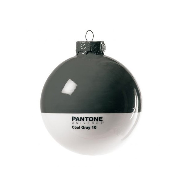 Pantone Ornament, Cool Gray 10