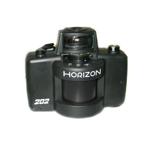 Horizon 202 Panoramic film Camera 35mm for Lomography project