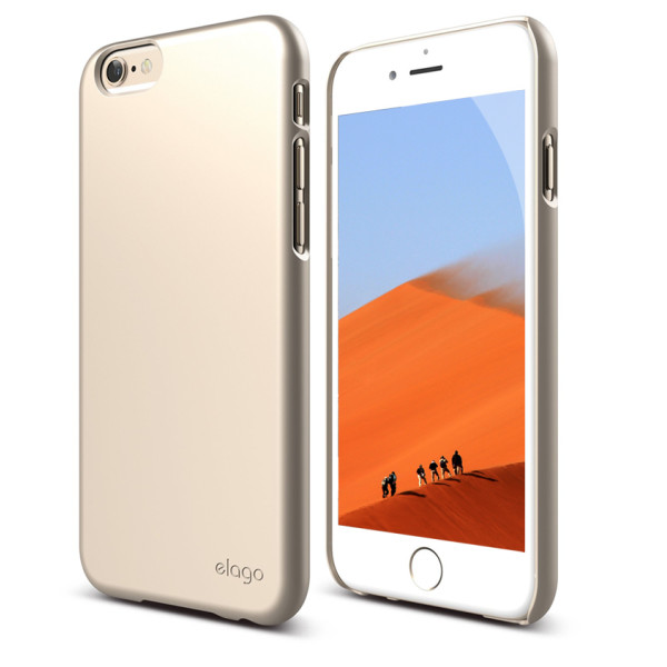 Elago iPhone 6 Case, Champagne Gold