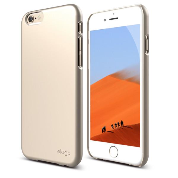 Elago iPhone 6 Case, Champagne Gold