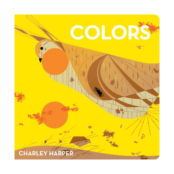 Charley Harper Colors