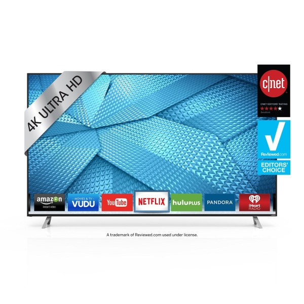 VIZIO M55-C2 55-Inch 4K Ultra HD Smart LED TV (2015 Model)