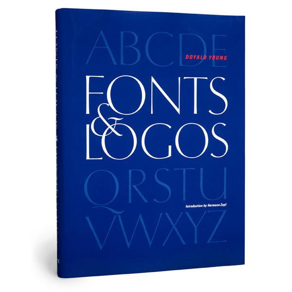 Fonts & Logos: Font Analysis, Logotype Design, Typography, Type Comparison