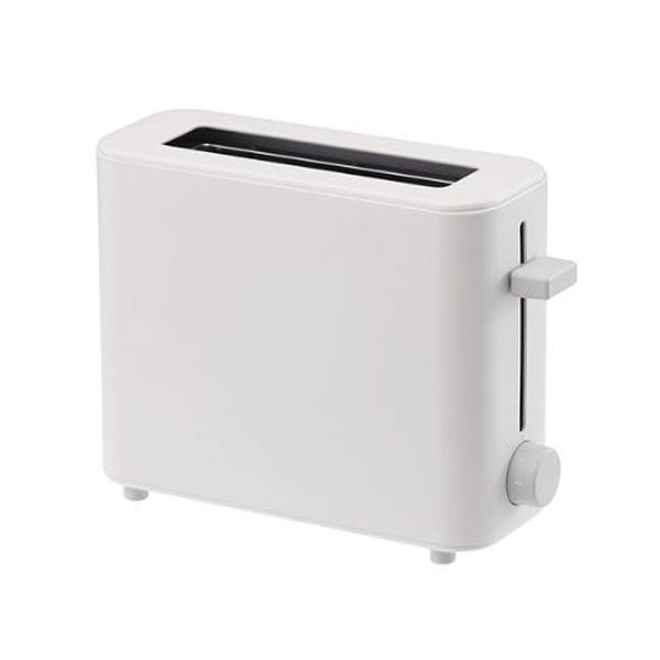Plus Minus Zero 1-Slice Toaster