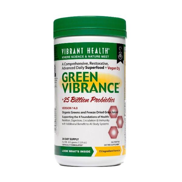 Vibrant Health Green Vibrance - 30 Servings