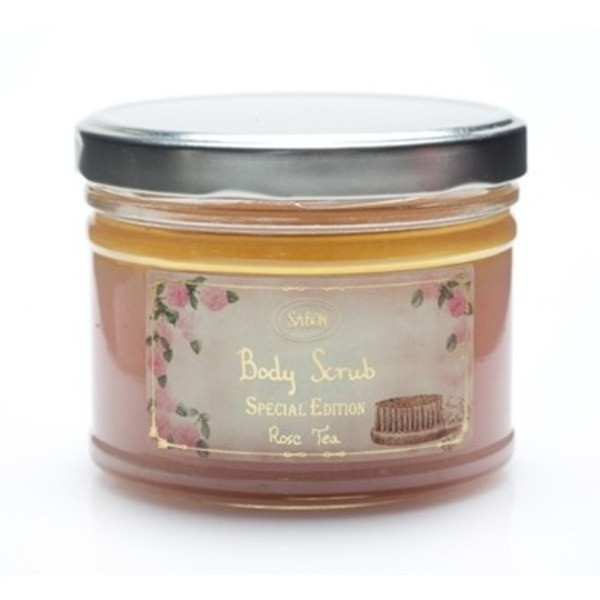 SABON Body Scrub, Rose Tea, 21.2 oz.