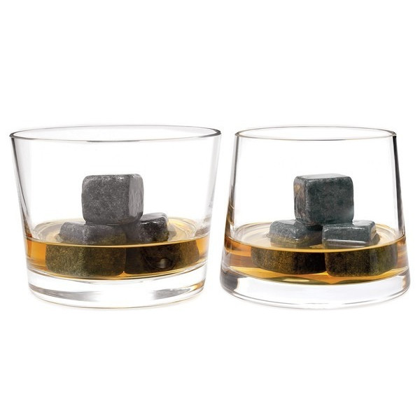 Teroforma Whisky Lover's Set, with 6 Whisky Rocks