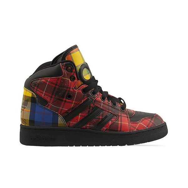 Adidas JS INSTINCT HI by Jeremy Scott / Black / Q23667