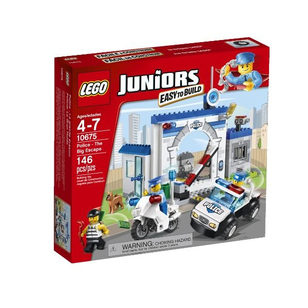 LEGO Juniors 10675 Police - The Big Escape