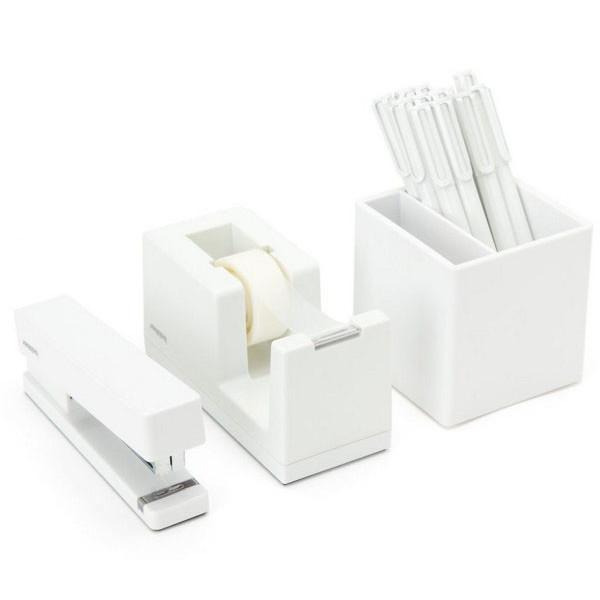 Desktop Starter Set, White