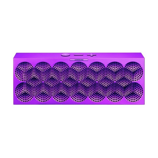 Mini Jambox by Jawbone - Wireless Bluetooth Speaker, Purple Snowflake