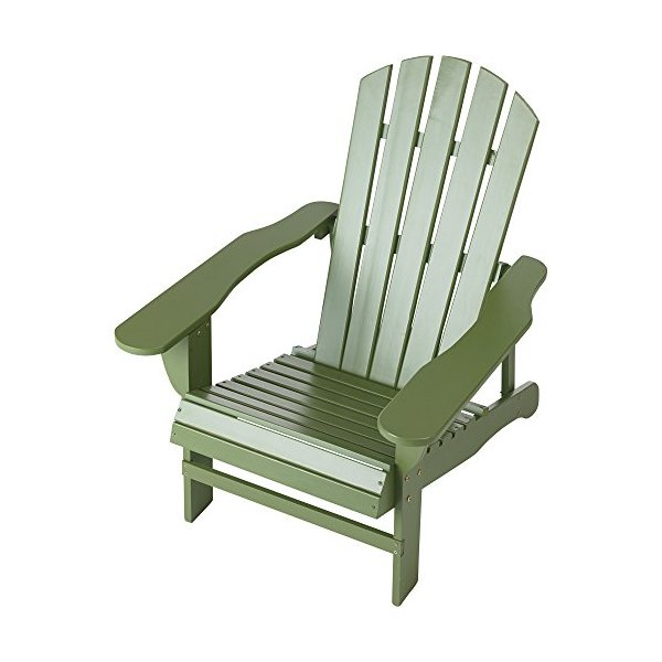 Sage Adirondack Chair - The Classic Outdoor Chair